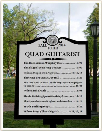 quad poster