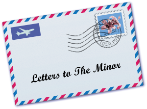letters to the minor