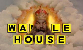 waffle house god