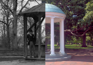 old well new well